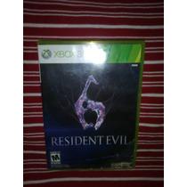 Resident Evil 6 Xbox 360 Poza Rica, Ver