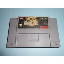 Snes Jurassic Park Super Nintendo