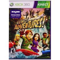 Kinect Adventures Nuevo Sellado Xbox 360