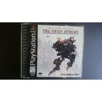 Final Fantasy Anthology Playstation One Psx, Ps2