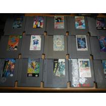 Nintendo (nes) Variedad En Titulos Parte 4 C/u