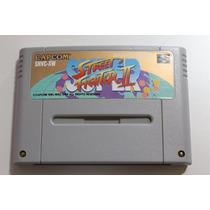 Super Street Fighter 2 Super Nintendo Japones