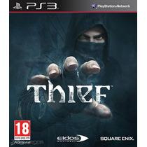 Thief Con Contenido De Preventa Ps3 Pakogames