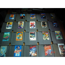 Nintendo Variedad En Titulos Parte 1 (nes)