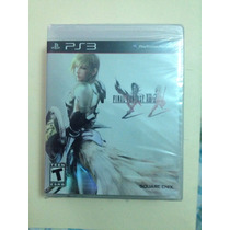 Final Fantasy Xiii-2 Play Station 3