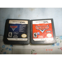 Nintendo Ds Cars 1 Y 2