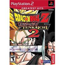 Dragon Ball Z: Budokai Tenkaichi 2 Ps2 Mannygames