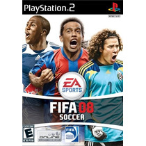Fifa Soccer 08 Ps2--mannygames