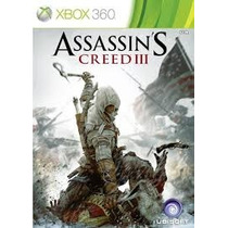 Assassins Cred 3 Para Ps3 O Xbox 360