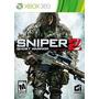 Sniper 2 Xbox 360 Nuevo