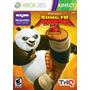 Kinfu Panda 2 Kinect Xbox 360 Nuevo