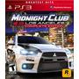 Midnight Club: Los Ángeles Complete Edition (todos Los Dlc)