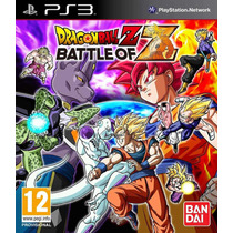 Dragon Ball Z Battle Of Z Ps3 :videojuegos Ordex: