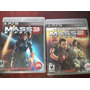Mass Effect 2 Y 3 Para Ps3