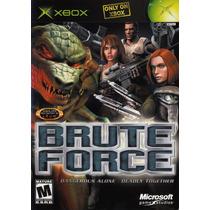 Brute Force Xbox Juego Seminuevo Excelente Estado