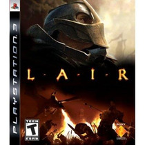 Lair Ps3 -- Mannygames