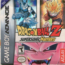 Dragon Ball Z Supersonicwarriors En Caja Solo En Gamekiosko
