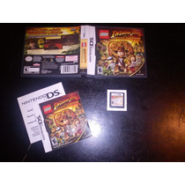 Lego Indiana Jones - Nintendo Ds