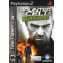 Tom Clancy Splinter Cell Double Agent Ps2 En Español