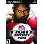 Ea Sports Fight Night 2004 Ps2 Ps3(solo Retrocompatibles)