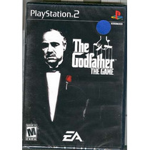Ps2 The Godfather Envio Gratis Nuevo