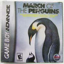 Gba The March Of Penguins. Nuevo! Original! En Oferta!