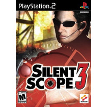 Silent Scope 3 Ps2 *