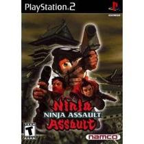 Ps2 Ninja Assault Envio Inmediato