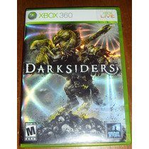 Darksiders Juego Accion Aventura Similar A God Of War De Ps3