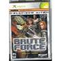 Brute Force Xbox Compatible Con Xbox360