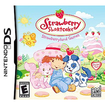 Nintendo Ds Rosita Fresita Strawberry Shortcake Nuevo