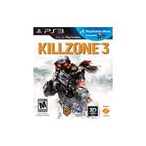 Killzone 3 Para Ps3 Compatible Con 3d Nuevo Y Sellado