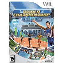 Nintendo Wii Video Juego World Championship Athletics
