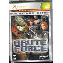 Xbox Brute Force Envio Gratis Nuevo
