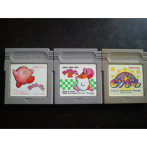 Colección Kirby - Kirby 1 Y 2 - Kirby Pinball
