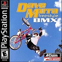 Dave Mirra Freestyle Bmx Ps1 Ps2