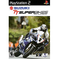 Ps2 Suzuki Tt Super Bikes Real Road Racing Nuevo