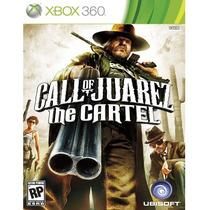 Call Of Juarez The Cartel Xbox 360 Nuevo Sellado Videojuego