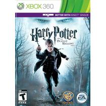 Harry Potter Deathly Hallows Part 1 Usado Blakhelmet E