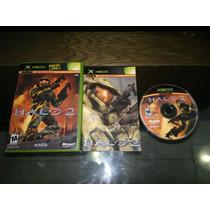 Halo 2 Completo Para Xbox Normal,excelente Titulo.