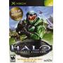 Halo 1 Xbox Clasico 360 Usado Blakhelmet R E