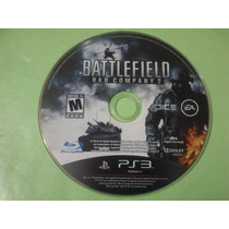 Battlefield Bad Company 2 Ps3 Es Solo El Cd