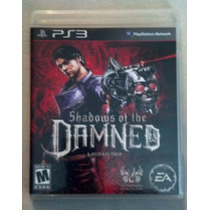 Shadows Of The Damned Ps3 Original