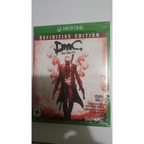 Dmc Devil May Cry Definitive Edition Xbox One Nuevo Físico
