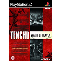 Tenchu Wrath Of Heaven Ps2