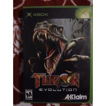 Turok Evolution Para Xbox