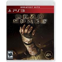 Dead Space Para Playstation 3 Ps3 Nuevo Y Sellado Vv4 Hm4