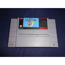 Snes Super Mario World Super Nintendo