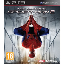 The Amazing Spiderman 2 Gold Hombre Araña 2 Ps3 Pakogames