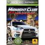 Midnight Club Los Angeles Complete Edition Xbox 360 Nuevo